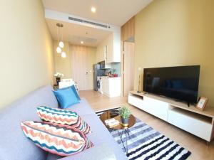 For RentCondoSukhumvit, Asoke, Thonglor : PM0092 For rent, Noble BE 19, Noble BE19, near MRT Sukhumvit and BTS Asoke.