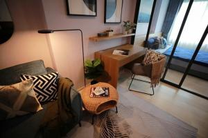 เช่าคอนโดวิทยุ ชิดลม หลังสวน : Life one Wireless condo 1 bedroom for rent unblock view cozy style walking distance to BTS Ploenchit ให้เช่า 1 ห้องนอน ใกล้บีทีเอสเพลินจิต ห้องแต่งสวย วิวไม่บัง