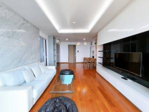 For SaleCondoWongwianyai, Charoennakor : TC-9058 Supalai River Resort for sale, luxury Penth House on the Chao Phraya River, 40th floor, fully renovated room. A view of Bangkok Bridge at the end of the day, hard to find.