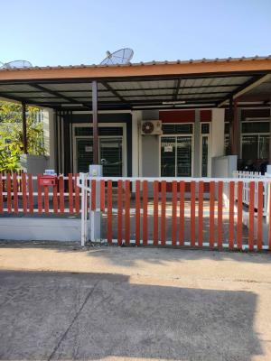 For SaleHousePrachin Buri : 🏡 Single storey townhouse for sale, Pruksa project near 304 industrial estate, Prachinburi province (sale with tenant Price negotiable)