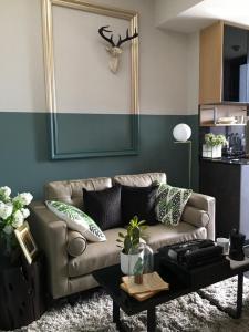 For RentCondoSapankwai,Jatujak : 🔥🔥The Line Jatujak-Mochit, very beautiful room, close to BTS / MRT, very good price 🔥🔥