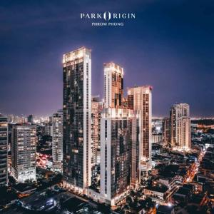 For SaleCondoSukhumvit, Asoke, Thonglor : ⚡️ Sell condo in Promphong Sell with tenant Sell Park Origin Promphong