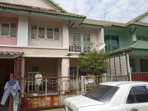 ขายบ้านบางใหญ่ บางบัวทอง ไทรน้อย : ขายทาวน์เฮ้าส์ 2 ชั้น 18 ตารางวาหมู่บ้านพฤกษา 3 ริมคลอง 3 ราคา 1,300,000 บาท 2ห้องนอน 2 ห้องน้ำ ติดต่อเจ้าของโดยตรงที่เบอร์ 097-2451139คุณเก๋ ณัชนิชา