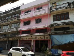 For SaleShophouseEakachai, Bang Bon : Commercial building for sale, Soi Ekachai 61/2, Bang Bon, 2 adjacent booths