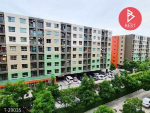 For SaleCondoRathburana, Suksawat : Urgent sale below cost with tenants Lumpini Ville Ratburana-Riverview 2 condo.