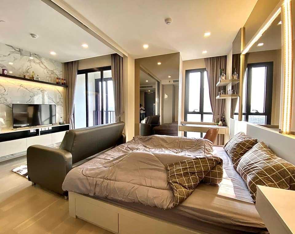 For RentCondoSukhumvit, Asoke, Thonglor : ✨For Rent Cozy 1 Bed Ashton Asoke next to MRT/BTS✨