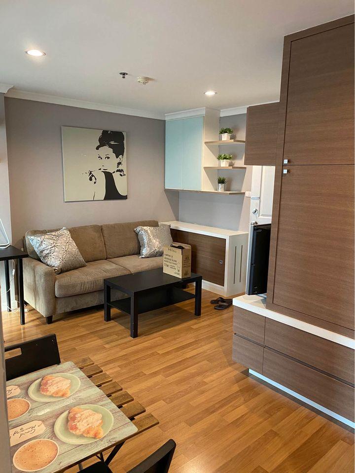 เช่าคอนโดพระราม 9 เพชรบุรีตัดใหม่ : ให้เช่า คอนโด ลุมพินี เพลส พระราม 9 – รัชดา ใกล้ Mrt พระราม 9 (For rent L.P.N. Place Rama 9-Ratchada)
