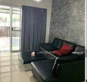 For RentTownhouseRamkhamhaeng,Min Buri, Romklao : For rent, The Metro Townhome 2 floors, 3 bedrooms, 2 bathrooms, Ramkhamhaeng Soi, Miss Teen, good location, fully furnished