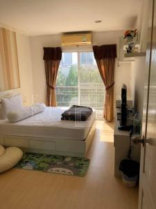ขายคอนโดรัชดา ห้วยขวาง : For Sale The Peak Condominium @ Ratchada-Huawkwang (49 sqm.)