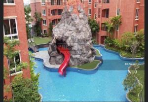 For SaleCondoPattaya, Bangsaen, Chonburi : Condo Seven Seas Pattaya Jomtien