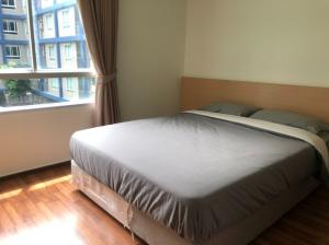 For RentCondoLadprao, Central Ladprao : For rent! U Vibha Condo, beautiful room, complete decoration in one place 095-929-5613