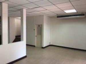 For RentTownhouseRamkhamhaeng,Min Buri, Romklao : Quick rent, 3-bedroom townhouse, Soi Ramkhamhaeng 80