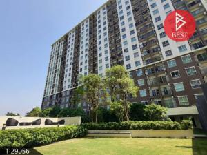 For SaleCondoSamrong, Samut Prakan : Condo for sale The Parkland Lite Sukhumvit - Pak Nam (The Parkland Lite) Samut Prakan