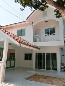 ขายบ้านบางแค เพชรเกษม : OK-C080 บ้านทาว์เฮ้า 2 ชั้น สวยหลุดจอง หมู่บ้านChanantorn 2 Phetkasem 69 ขายถูกสุด