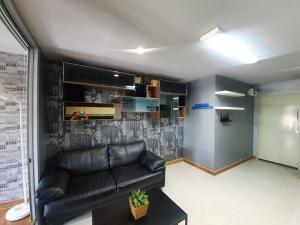 For SaleCondoRatchadapisek, Huaikwang, Suttisan : Cheap sale LeRich Condo Ratchada Sutthisan 37 sq m, fully furnished, ready to move in.
