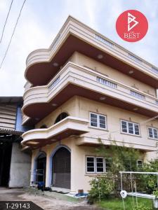 For SaleLandSamrong, Samut Prakan : Land for sale with houses and warehouses, 1 rai 1 ngan 50.0 square meters, Phra Pradaeng, Samut Prakan