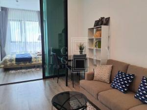 เช่าคอนโดรามคำแหง หัวหมาก : For Rent Knightsbridge Collage Ramkhamhaeng (27 sqm.)