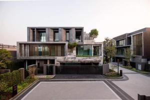 ขายบ้านเลียบทางด่วนรามอินทรา : ขายบ้านเดี่ยว 3 ชั้น ซ.โยธินพัฒนา (เลียบด่วนรามอินทรา) โครงการ Bugaan (อ่านว่า บูก้าน)