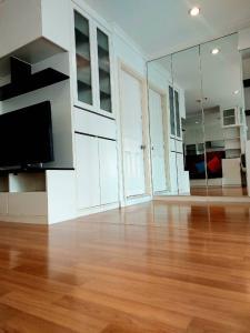 เช่าคอนโดพระราม 9 เพชรบุรีตัดใหม่ : ราคาพิเศษห้องสวย ให้เช่าคอนโด LPN Place rama 9 เฟอร์ครบพร้อมอยู่ ห้องใหญ่ 33 ตรม.