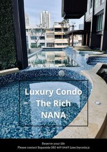 ขายคอนโดสุขุมวิท อโศก ทองหล่อ : Luxury Condo  ห้องใหม่ ใจกลางกรุงเทพ เดินเพียง 5 นาทีถึง BTS นานา ทำเลสุดปัง !! ใกล้โรงพยาบาลบำรุงราษฎร์