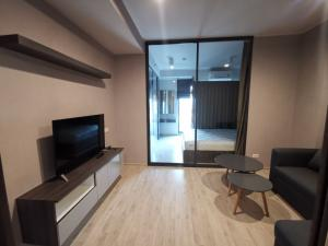 For RentCondoRatchadapisek, Huaikwang, Suttisan : HOT DEAL! Condo For RENT IDEO Ratchada-Sutthisan. Near MRT Sutthisan Station. New Room,Fully furnished