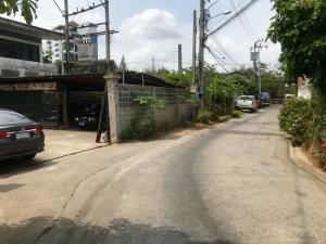 For SaleLandChengwatana, Muangthong : Land 197 sq m. Ngamwongwan 23, good location, near the entrance to Ngamwongwan expressway.