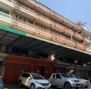For SaleShophouseEakachai, Bang Bon : Selling a commercial building, 5 rooms, Soi Ekachai 10, Bang Khun Thian Subdistrict, Chom Thong District, Bangkok