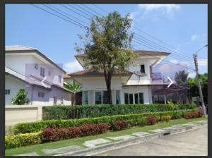 For SaleHouseRama 2, Bang Khun Thian : Single House Saransiri Tha Kham - Rama 2, Bang Khun Thian, Bangkok Saransiri Tha Kham - Rama 2 Project [Soi 2]: 187/3, Outer Ring Road, South Bank • Tha Kham • Bang Khun Thian • Bangkok