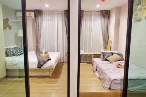 For SaleCondoSamrong, Samut Prakan : 🔴 Urgent sale, tropicana condo, next to BTS Erawan, 2 bedrooms, fully furnished.