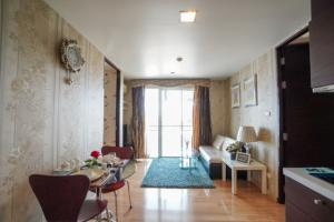 For SaleCondoYothinpattana,CDC : Condo For sale, JW Boulevard Town in Town, 2 bedrooms, 2 bathrooms, 47 sqm. Fully Furnished