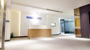 เช่าสำนักงานนานา : ให้เช่า สำนักงาน 500 ตรม. ตกแต่งอย่างดี ใกล้ Terminal 21 และ BTS นานา