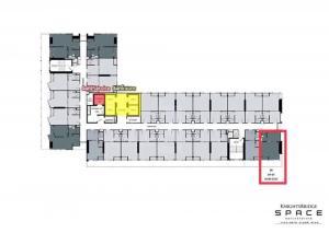 ขายดาวน์คอนโดเกษตรศาสตร์ รัชโยธิน : ขายดาวน์ขาดทุน  ห้องมุมกระจก ชั้น21 ตำแหน่งดีมาก ขาย500,000บาท เท่านั้น