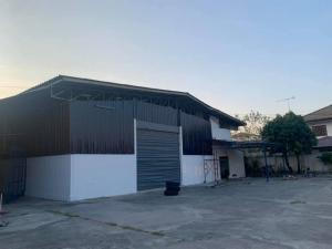 For RentWarehouseOnnut, Udomsuk : RK036 Warehouse for rent, 307 square meters, area 1230 sq m, Sukhumvit 101/1. Suitable as a distribution center and storage