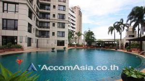 ขายคอนโดสาทร นราธิวาส : Baan Piyasathorn Condominium 3 Bedroom For Sale BTS Chong Nonsi - MRT Lumphini in South Sathorn Bangkok ( AA28544 ).