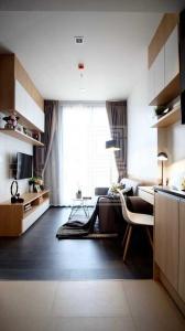 For RentCondoSukhumvit, Asoke, Thonglor : For Rent Edge Sukhumvit 23 (31 sqm.)