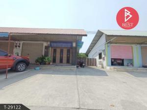 For SaleBusinesses for saleSamrong, Samut Prakan : 10 rooms for sale, good location, trade along the road Soi Wat Bang Chalong in Bang Phli, Samut Prakan