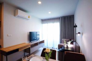 For RentCondoKasetsart, Ratchayothin : [Urgent for rent 🔥] Elio Del Moss 2 bedrooms near Kasetsart University.