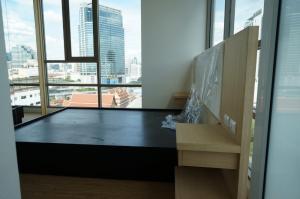 For SaleCondoSilom, Saladaeng, Bangrak : Condo for sale Siamese Surawong fully furnished.