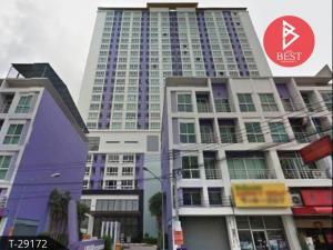 For SaleCondoPattaya, Bangsaen, Chonburi : Condo for sale Ladda Place Sriracha (Ladda Place Condo Sriracha) Chonburi.