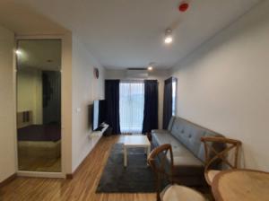 For RentCondoBangbuathong, Sainoi : Urgent Condo for rent, THE IRIS Bang Yai, 33.5 sqm., The most beautiful room
