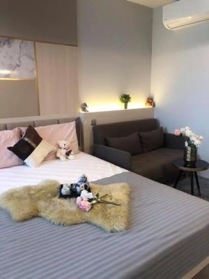 """เช่าคอนโดลาดพร้าว เซ็นทรัลลาดพร้าว : 🔥 ให้เช่า """" Life ladprao """" ห้องจริงสวยมากก++ด่วน‼️ ราคาดีมาก(ต่อรองได้)🔥 พร้อมเข้าอยู่ ติดต่อ line id: @arunestate"""