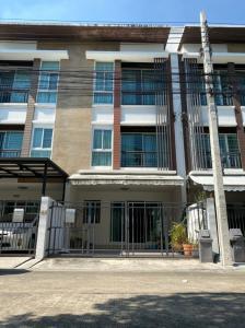 For SaleTownhouseLadprao 48, Chokchai 4, Ladprao 71 : Townhome for sale Baan Klang Muang - Chokchai 4 Soi 50