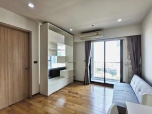 For SaleCondoWongwianyai, Charoennakor : Condo for sale Fuse Sathorn - Taksin (Fuse Sathorn - Taksin) 1 bedroom BTS Wongwian Yai