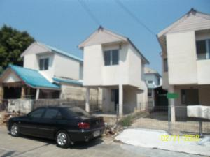 For SaleHousePattaya, Bangsaen, Chonburi : House for sale Eua Arthorn Koh Pho, Tha Bunmi, Chonburi