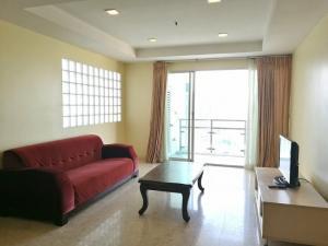 For RentCondoSukhumvit, Asoke, Thonglor : Nusasiri Grand Condominium For Rent 126 SQ.M. 2 Beds 3 Baths 65,000 Baht