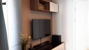 For RentCondoKhlongtoei, Kluaynamthai : [ For Rent ] Aspire Rama 4, BTS Ekamai, 1 Bedroom, 28 sq.m., high floor