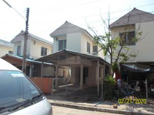 For SaleHousePattaya, Bangsaen, Chonburi : House for sale Eua Arthorn Koh Pho Soi 8 Tha Bun Mi, Chonburi