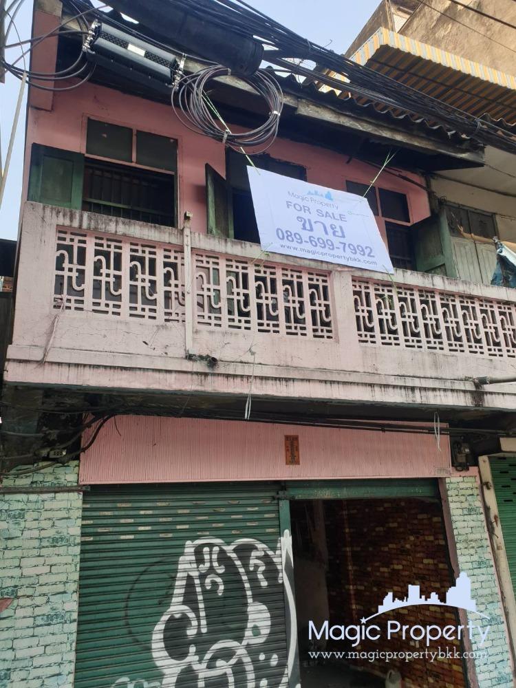 For SaleShophouseOnnut, Udomsuk : Shophouse/Commercial building For Sale on sukhumvit rd, Phra Khanong, Khlong Toei, Bangkok
