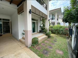 For RentHouseChengwatana, Muangthong : For rent 💥 Single House Bangkok Blueward Chaengwattana - Pak Kret Bypass Road, fully furnished, near Big C / Home pro Chaengwattana
