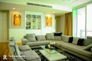 For RentCondoSukhumvit, Asoke, Thonglor : Super Luxury Class Condo!! 4B4B Near BTS Asoke - Royce Private Residences @195,000 Baht/Month